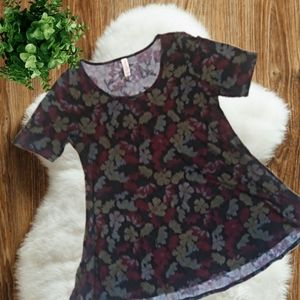 {LULAROE}Floral Perfect T Size S
